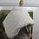 Thumbnail: Petite cape enfant en pilou avec nœud