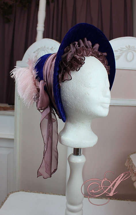 Bonnet collection Juliette Récamier