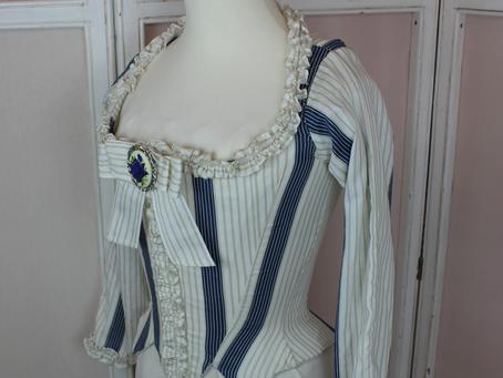Buste corseté!