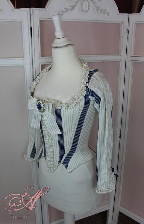 Buste corseté collection Marie Harel
