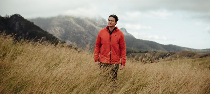 Portrait Mt Barney Long Grass (1 of 1).j