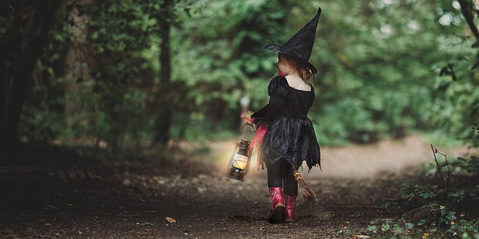 Heksje Fairytale Story fotoshoot