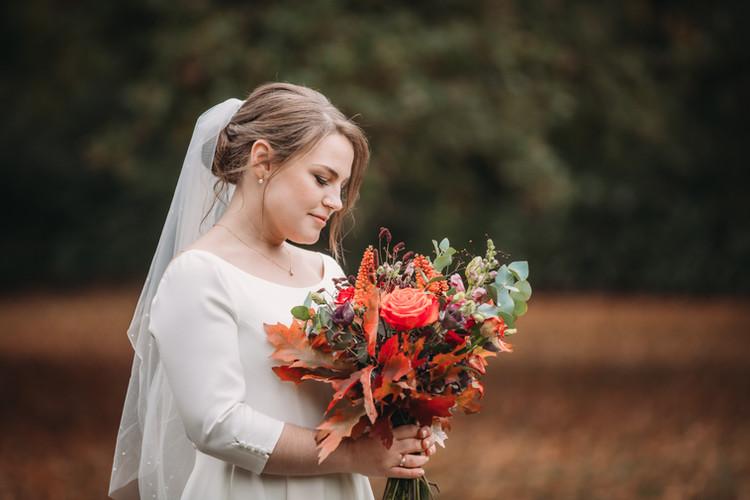 tessart trouwfotografie herfstbruiloft