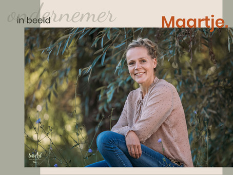 Ondernemer in beeld: Maartje Moekotte