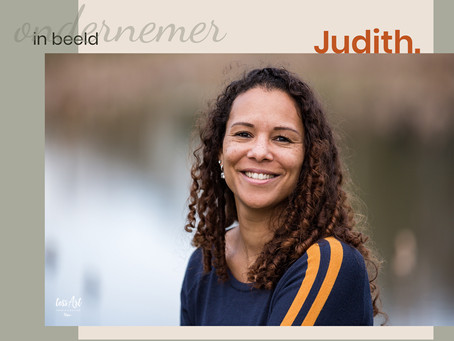 Ondernemer in beeld: Judith