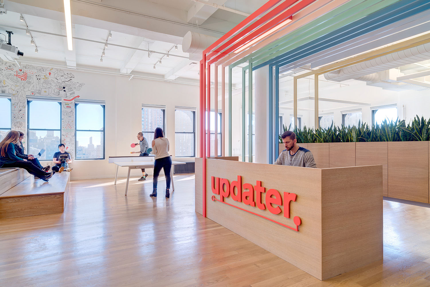 Updater Headquarters NYC