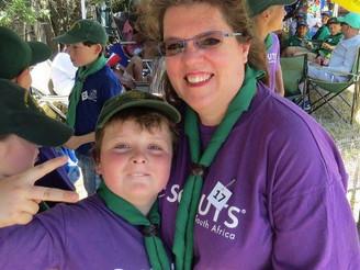 Meet our Wonderful Pack Scouter Lisa Storey - AKA Akela