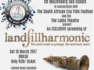 Landfill Harmonic SCREENING for Cubs and Scouts