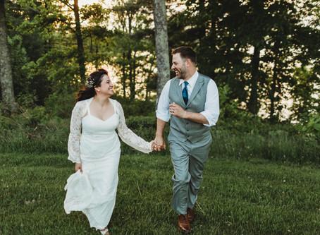Northern Minnesota Big Sandy Lodge Wedding | Taylor and Tom
