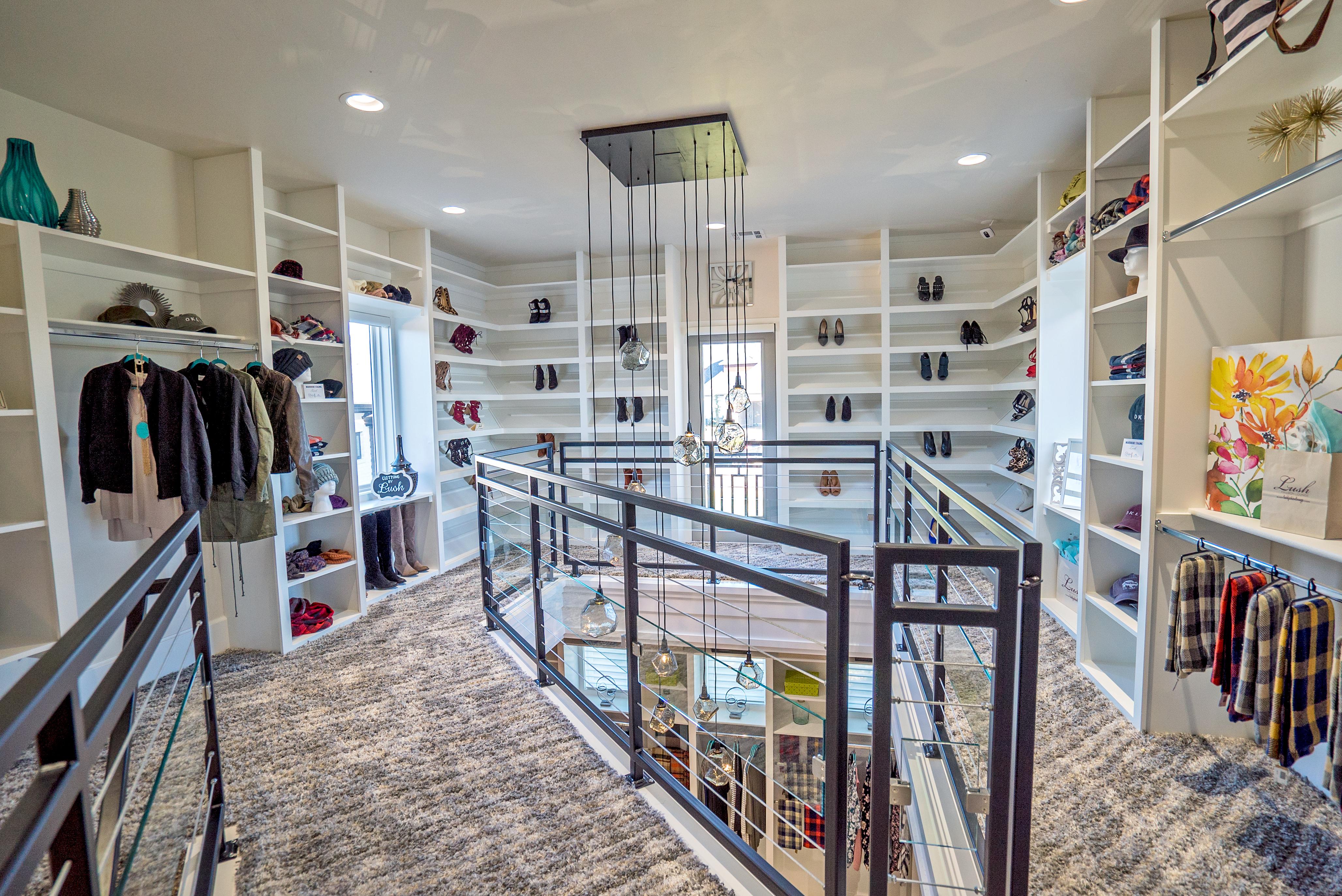 SOD 2018 Master Closet - 2nd floor