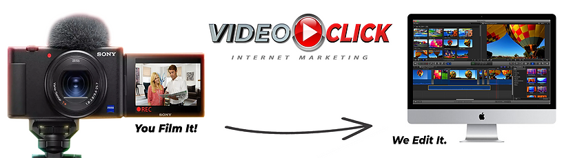 Video Click Marketing Banner (WIX Master