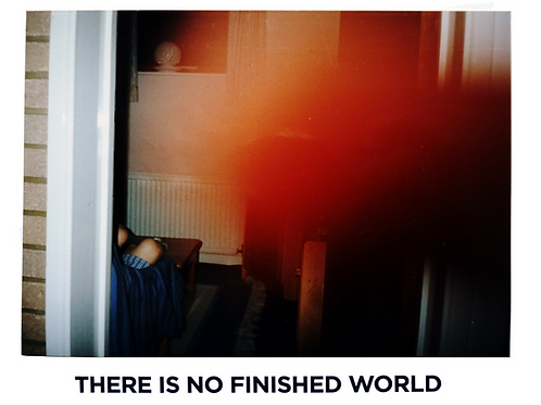 THERE IS NO FINISHED WORLD | Filter (200g)