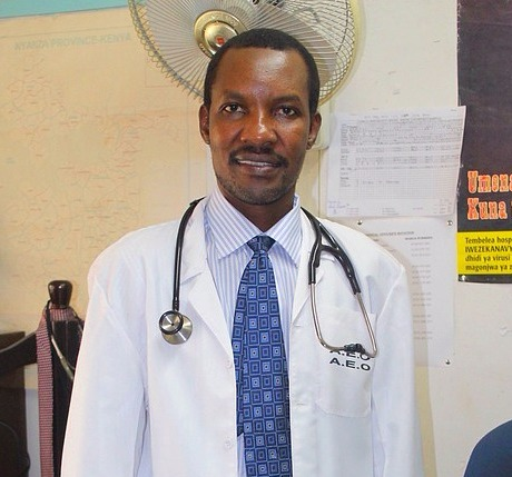 Dr. Amos Otedo