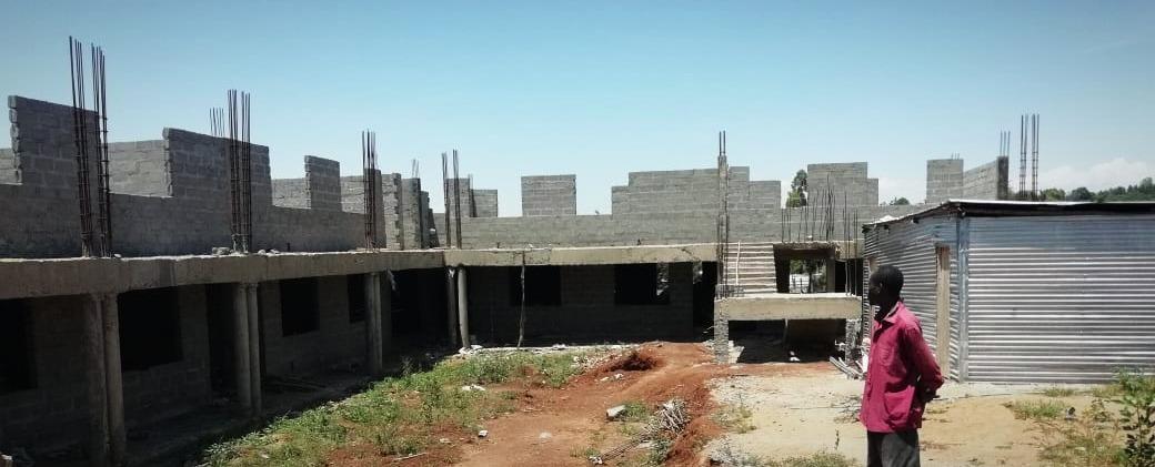 Construction Moving Forward