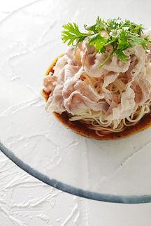 無限レシピ/豚バラトマトそうめん/無限トマトそうめん
