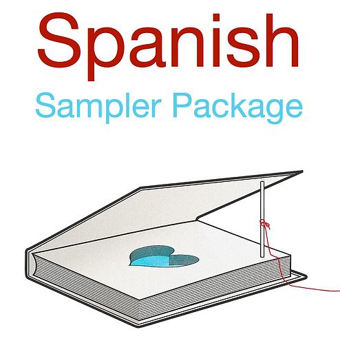 Storylabs Spanish Sampler Package