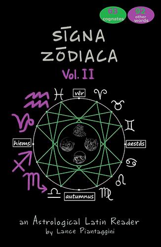 20 - signa zodiaca Vol.2