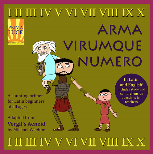 Arma Virumque Numero