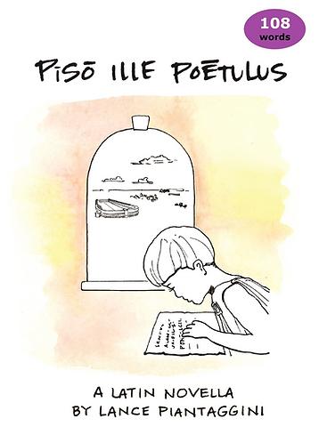 24 - Piso Ille Poetulus