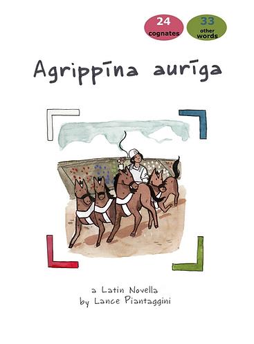 11 - Agrippīna aurīga