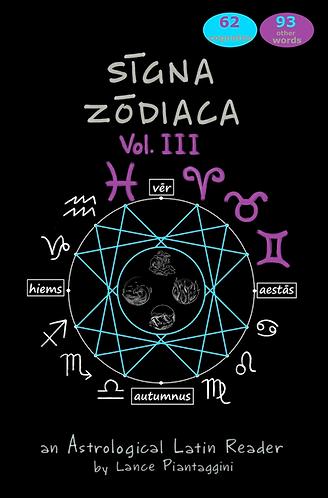 21 - signa zodiaca Vol.3
