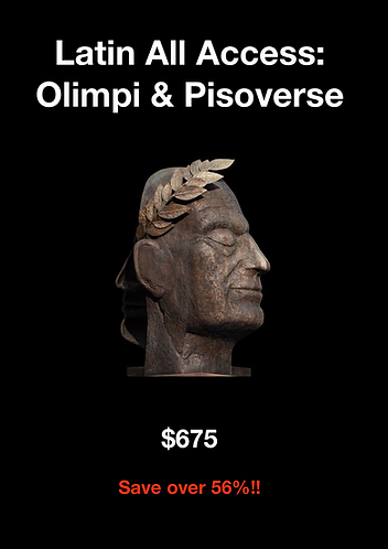 All Access - Pisoverse & Olimpi