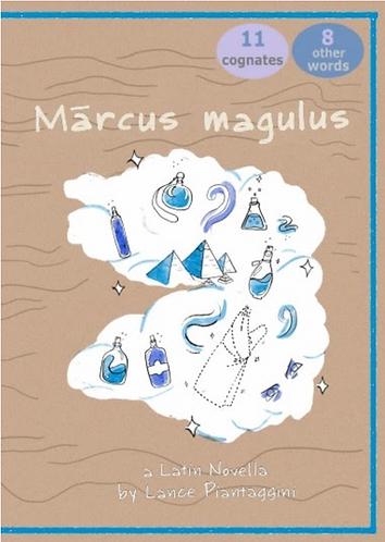 01 - Mārcus magulus