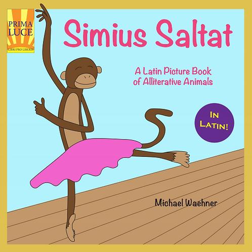 Simius Saltat