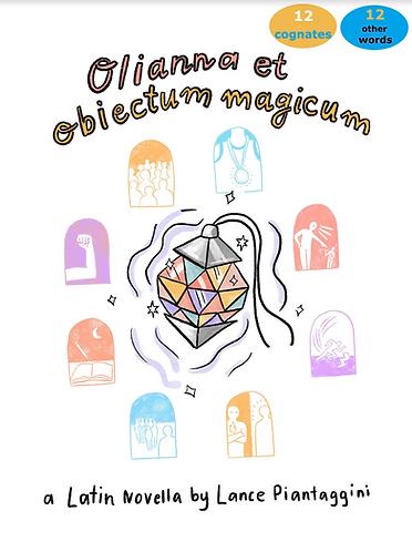 02 - Olianna et obiectum magicum