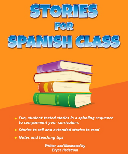 Stories for Spanish Class