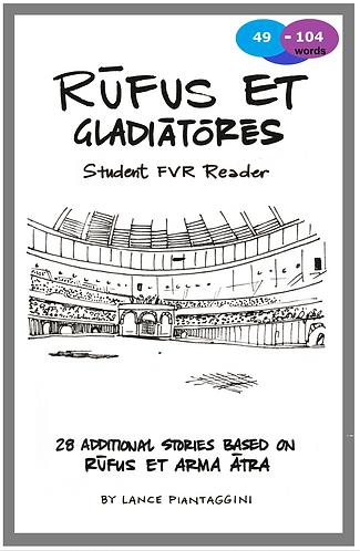 10 - Rufus et gladiatores