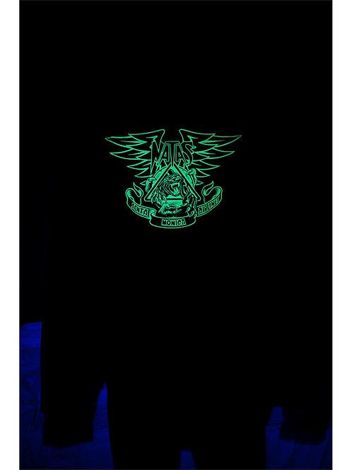 Natas Panther Jacket Glow in the Dark