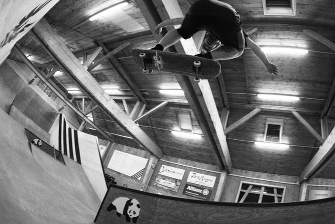 Flyin' Skatepark Haslital