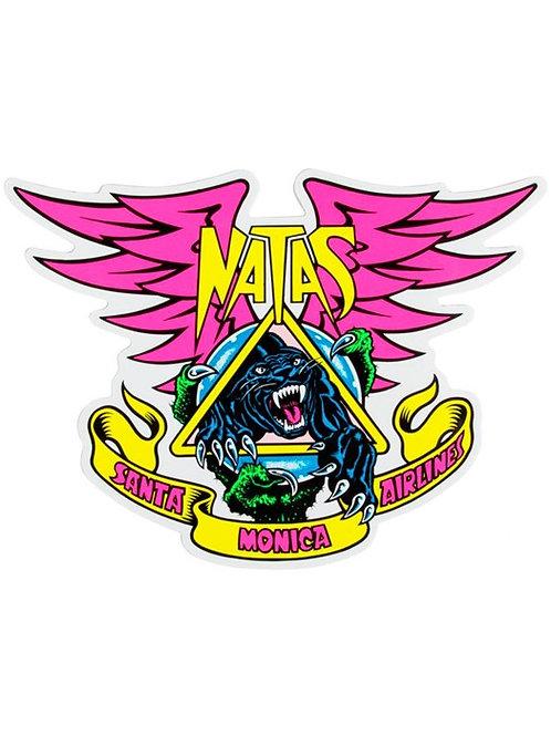 Natas Panther Sticker