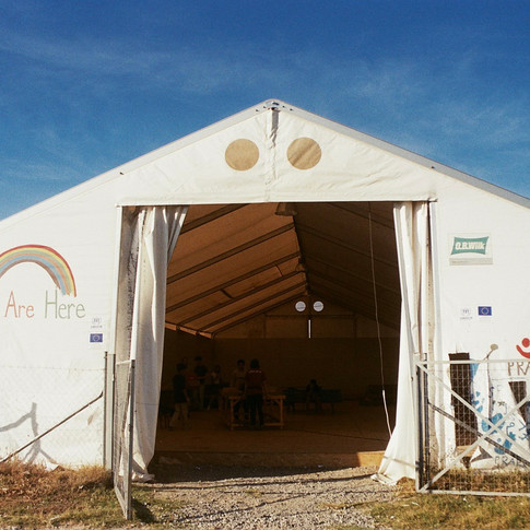 The 'Big White Tent'