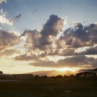 Nea Kavala sunset