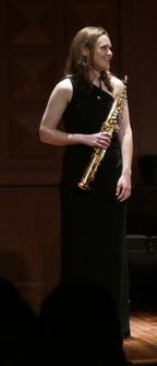 Emma in Recital