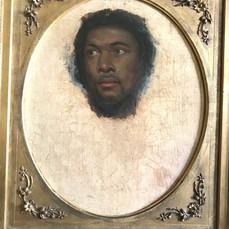 "Horace Vernet, ""Head of a Moor"""