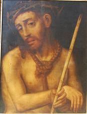 Luis de Morales, Ecce Homo (aka Man of Sorrows)