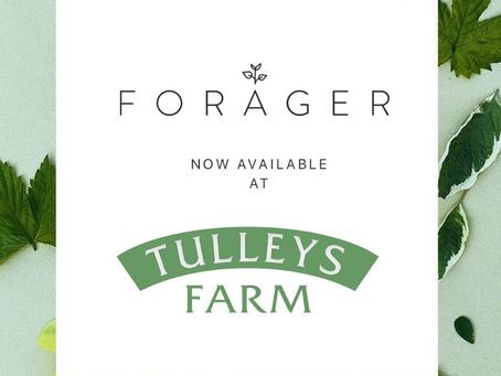 Tulleys farm now stocks Forager