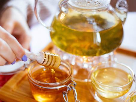 Ultimate immunity tea