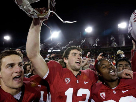SF Chronicle: Andrew Luck, Stanford stars fight sports cuts: 'We could have helped. We still can'