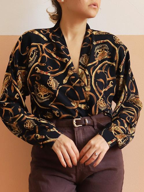 camisa carmen (M)
