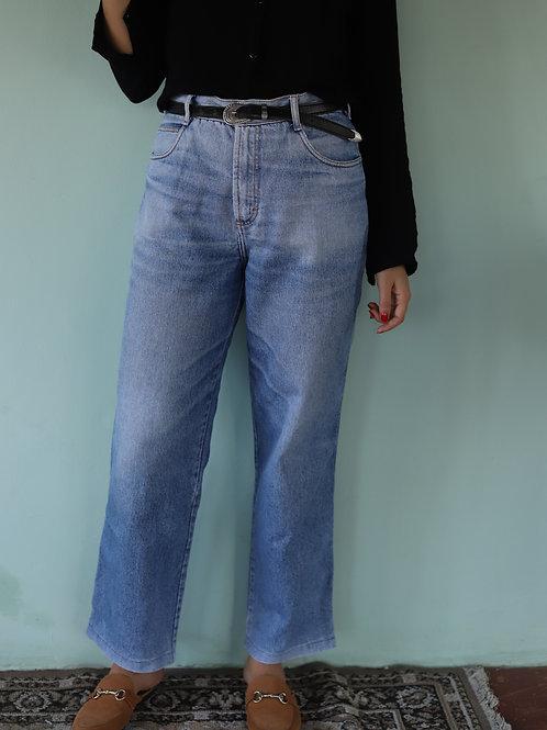 mom jeans Pierre