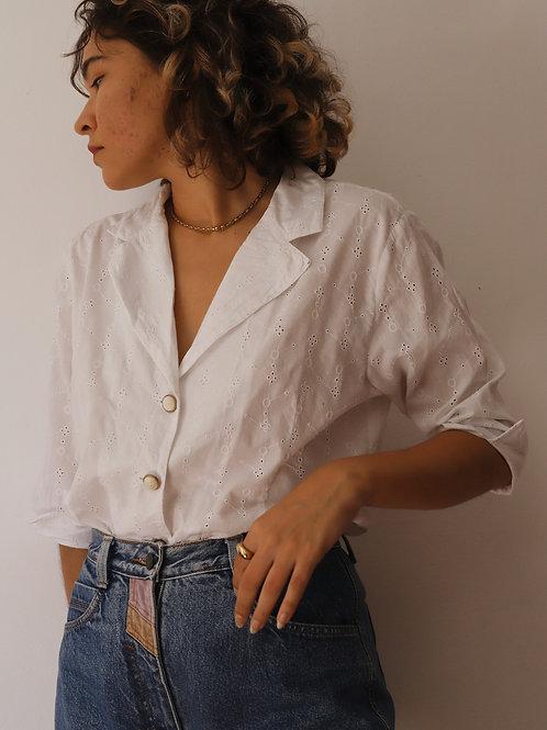 camisa bianca (P)