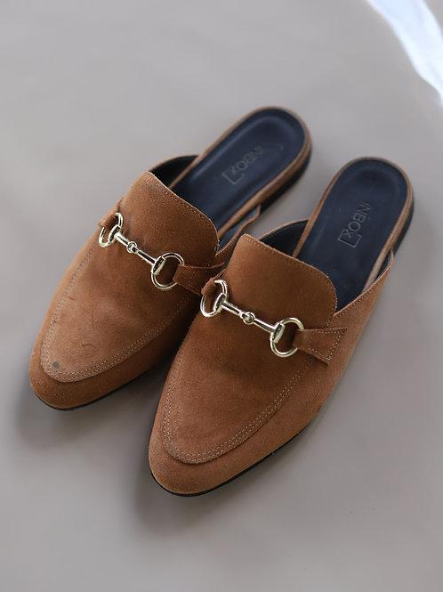 mule inbox shoes