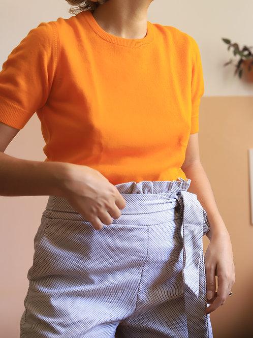 camisa laranjinha (M)