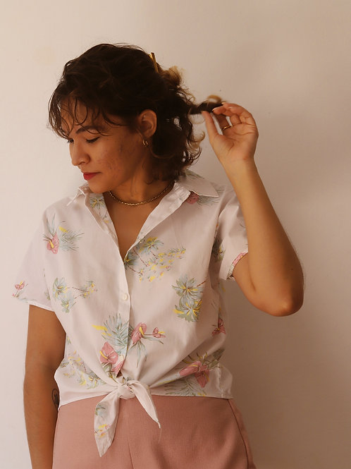 blusa zara (P)