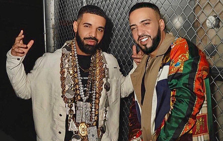 French Montana ft Drake No Stylist