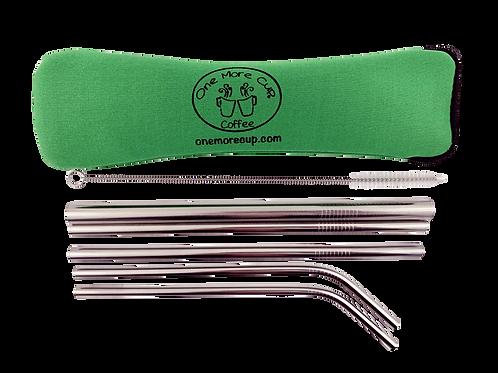 7 Piece Straw Kit